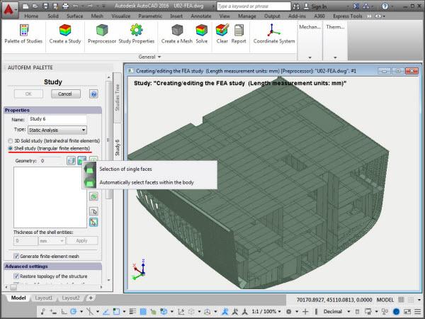 AutoFEM Analysis - Finite Element Analysis for AutoCAD users